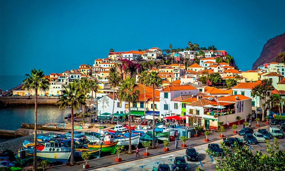 Madeira bezienswaardigheden